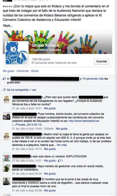 facebook kidsco