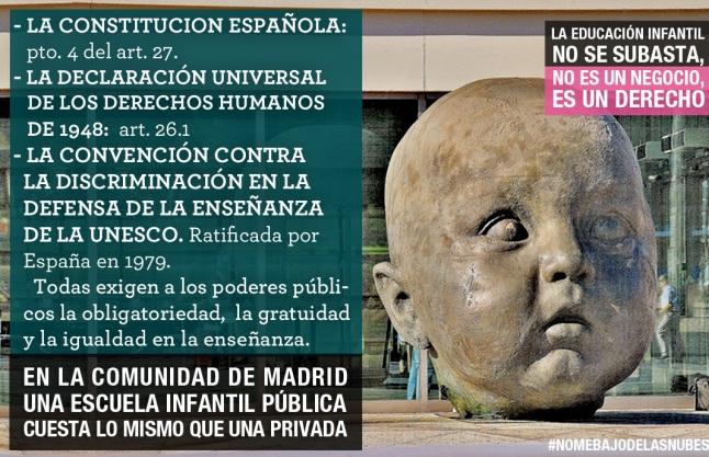LA CONSTITUCION ESPAÑOLA Y LOS NIÑOS
