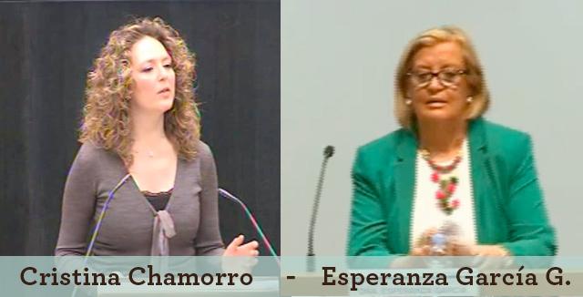 CristinaChamorro-vs-EsperanzaGacía2015