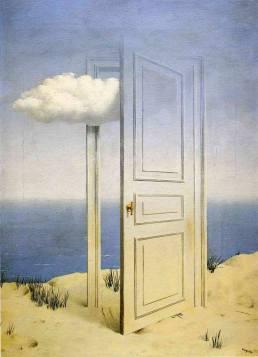René Magritte - La Victoire, 1939